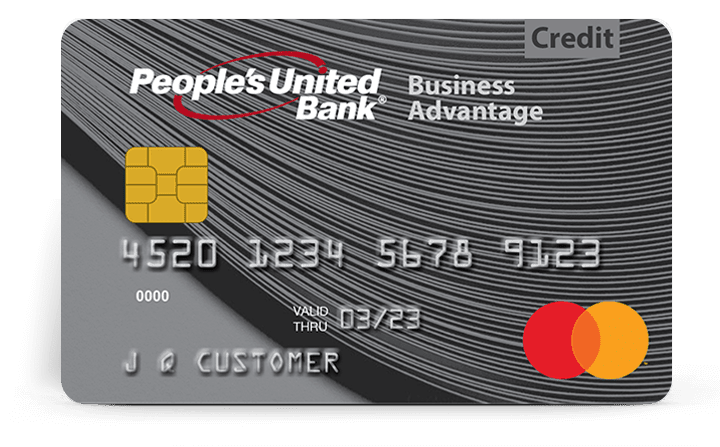 Front image of Business Advantage Mastercard