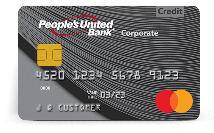 Front image of Business Corporate Mastercard