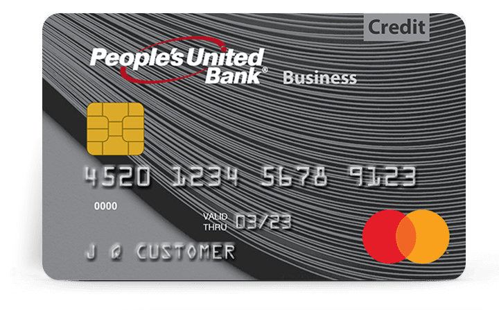 Front image of Business Mastercard